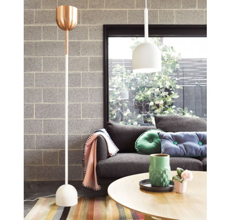 Rose Gold Light - Interior Trends