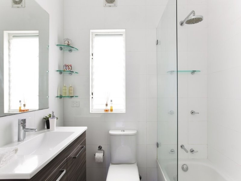 property styling bathroom