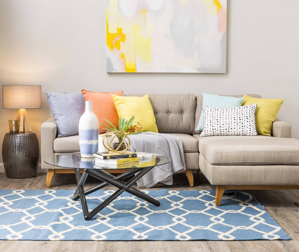 Feeling overwhelmed about furnishing your home?