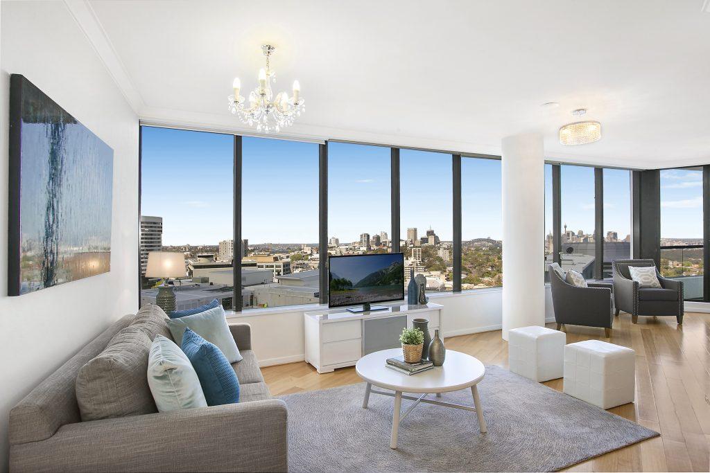 1708_3 Herbert St Living Room