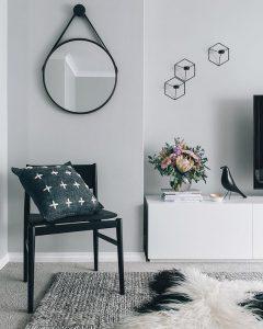 oheightohnine grey wall