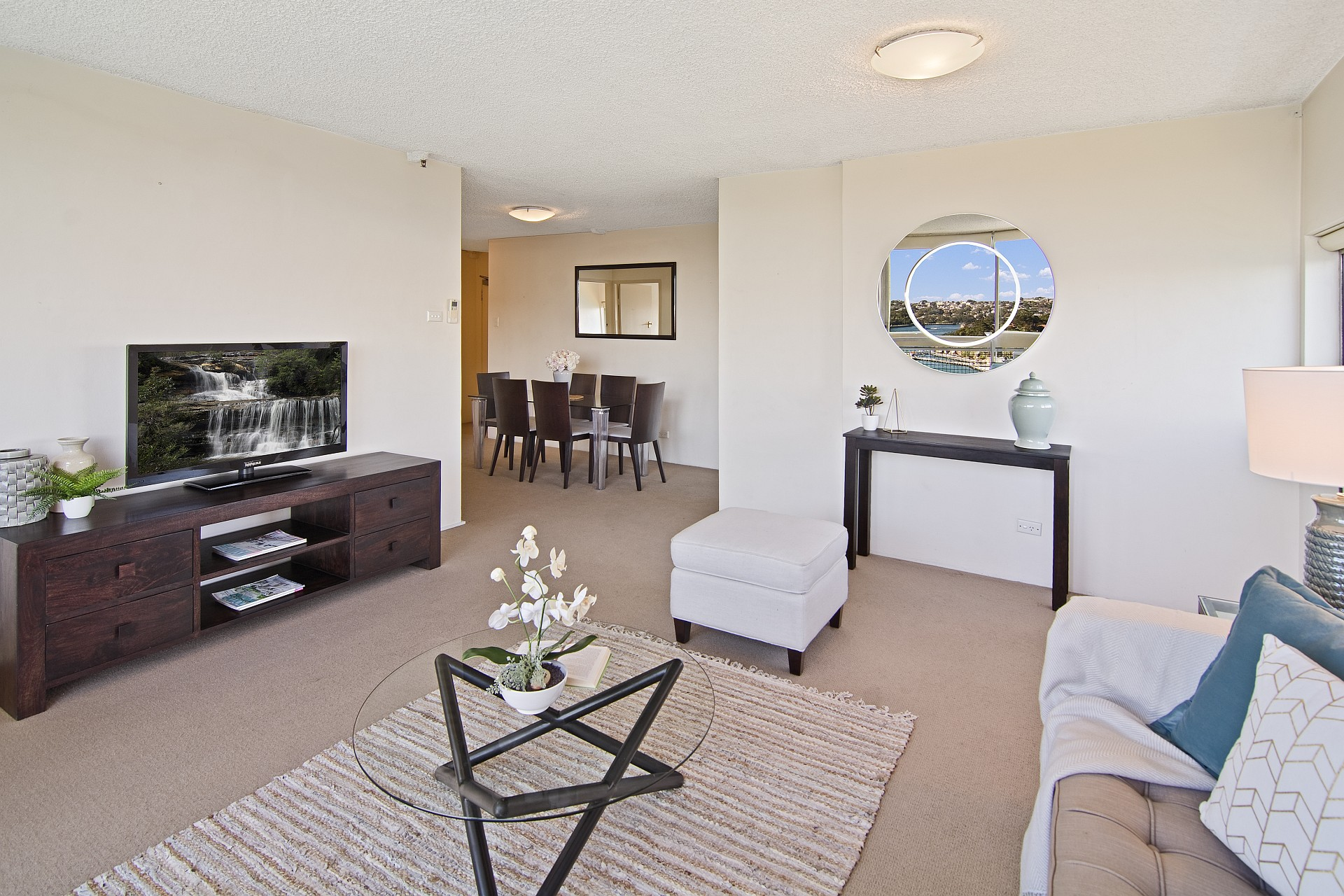 mcmahons point real estate styling