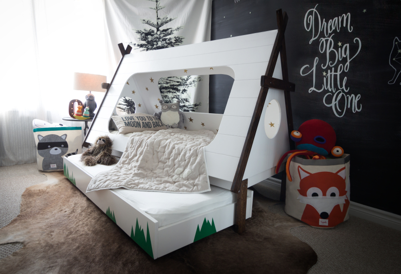 7 fun ideas for kids bedrooms - Bedroom Fun Ideas