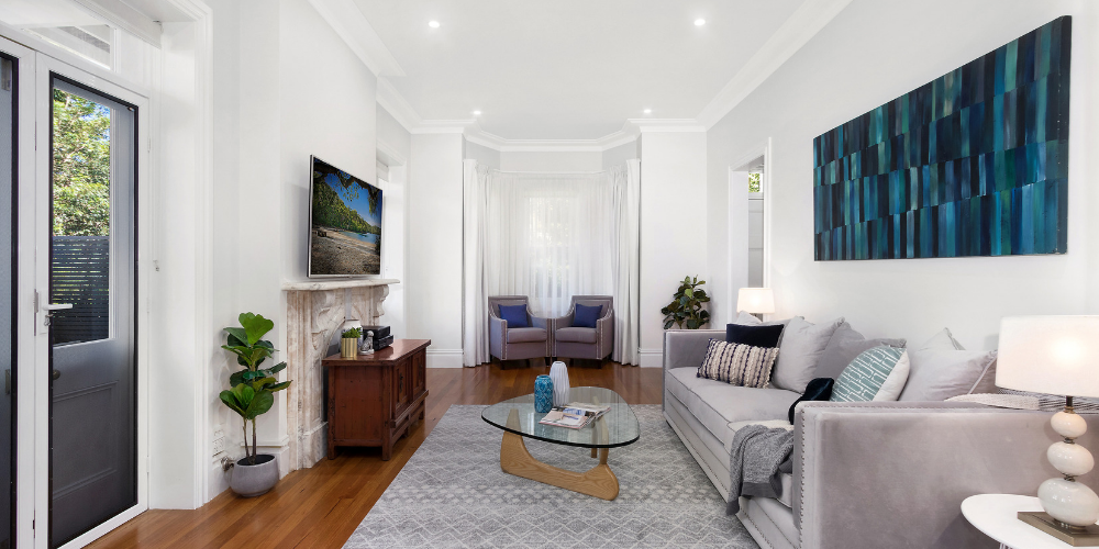 Style your home for sale and get a better result on auction day