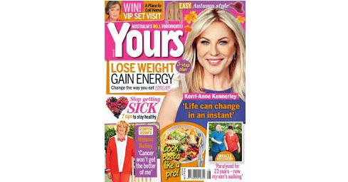 Yours Magazine – November 2015
