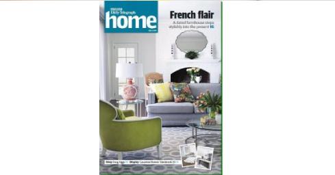 Saturday Daily Telegraph Home Magazine – Sep 2017