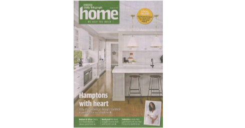 The Daily Telegraph Home Magazine – Oct 2017