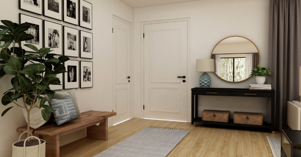 4 Tips For Entry Way Styling