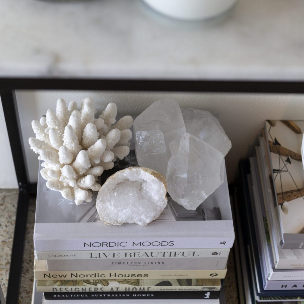 Five Ways to Add Crystals to Your Home Décor